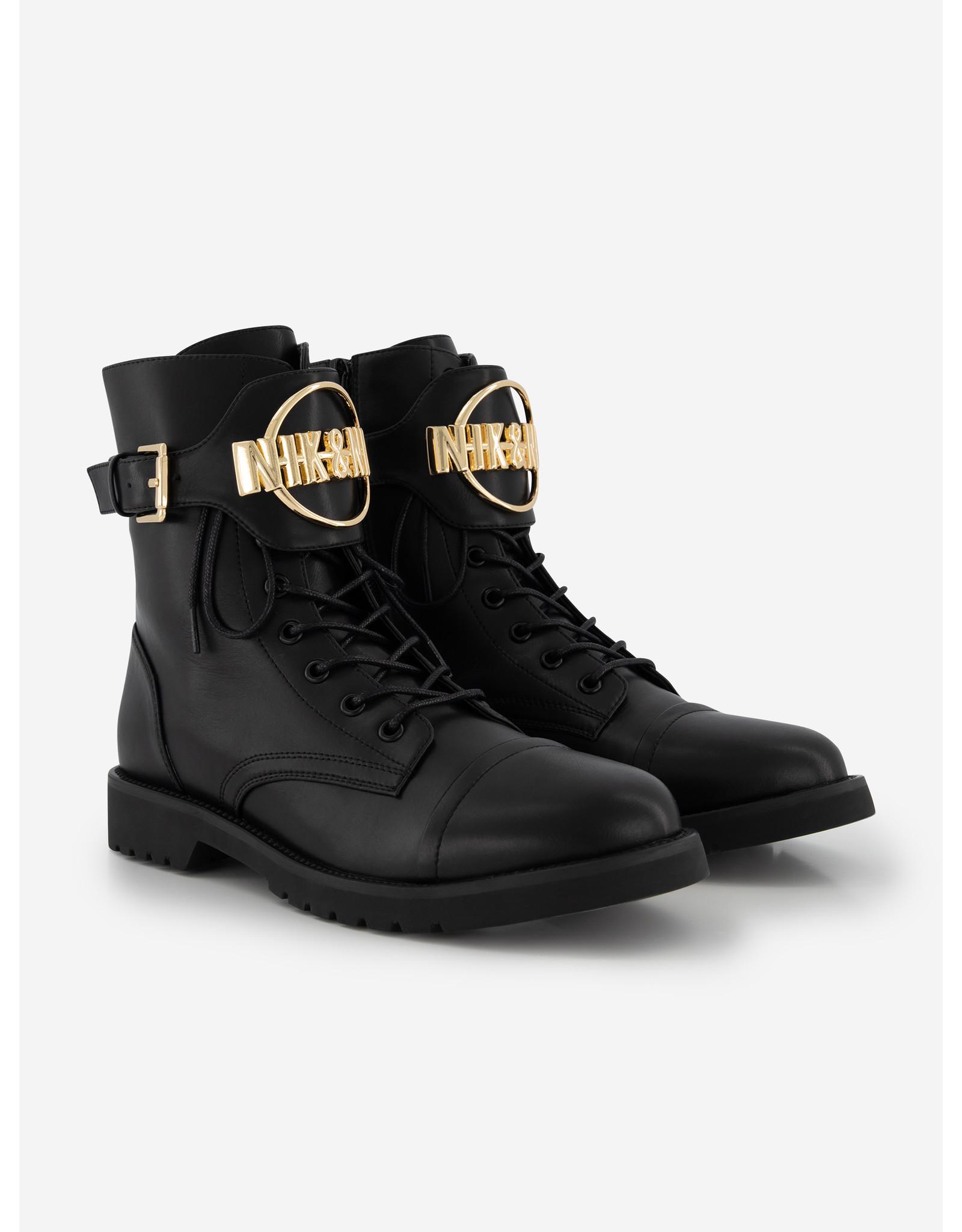 Nik & Nik Brynn Boots Black