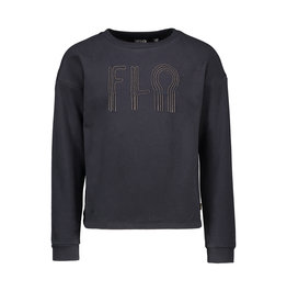 Like Flo girls sweater divers Navy