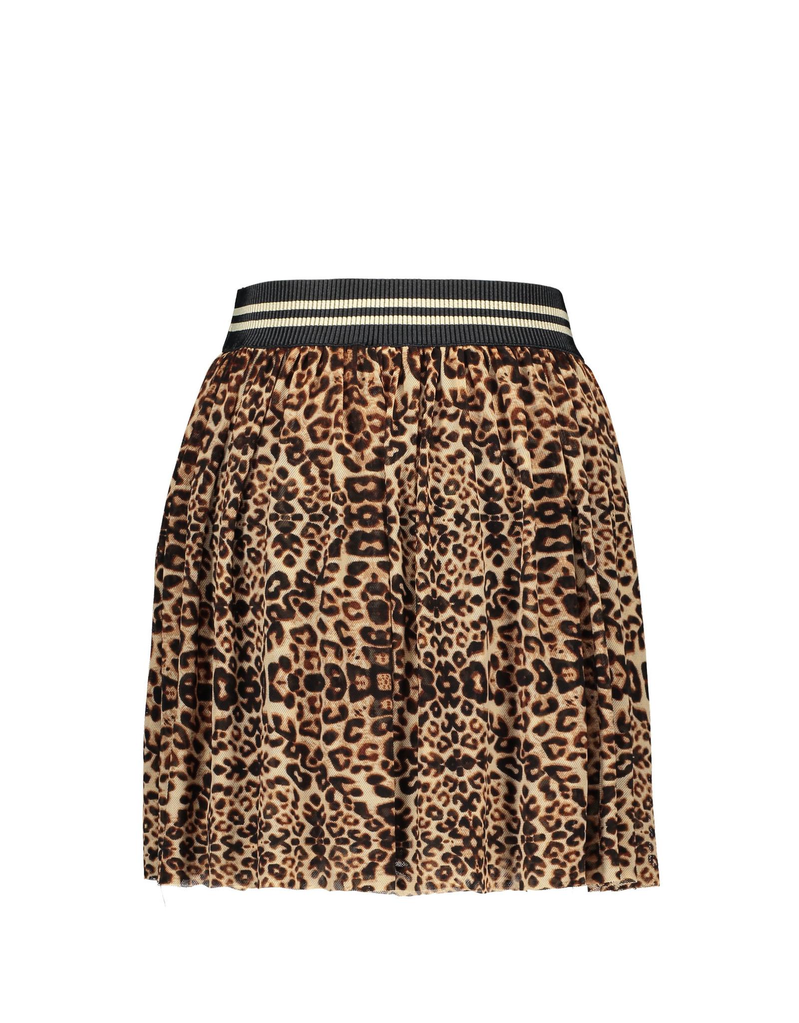Like Flo girls mesh skirt Sand