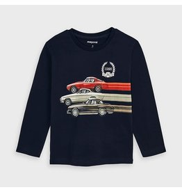 Mayoral L/s t-shirt Navy