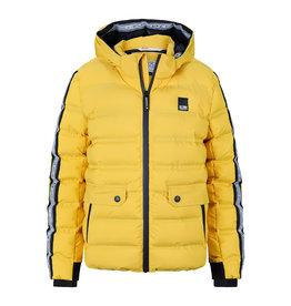 Retour Jeans Jacket Lion mid yellow