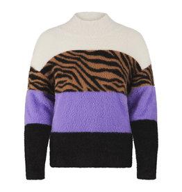 Retour Jeans Knitwear Ulrike lavendel