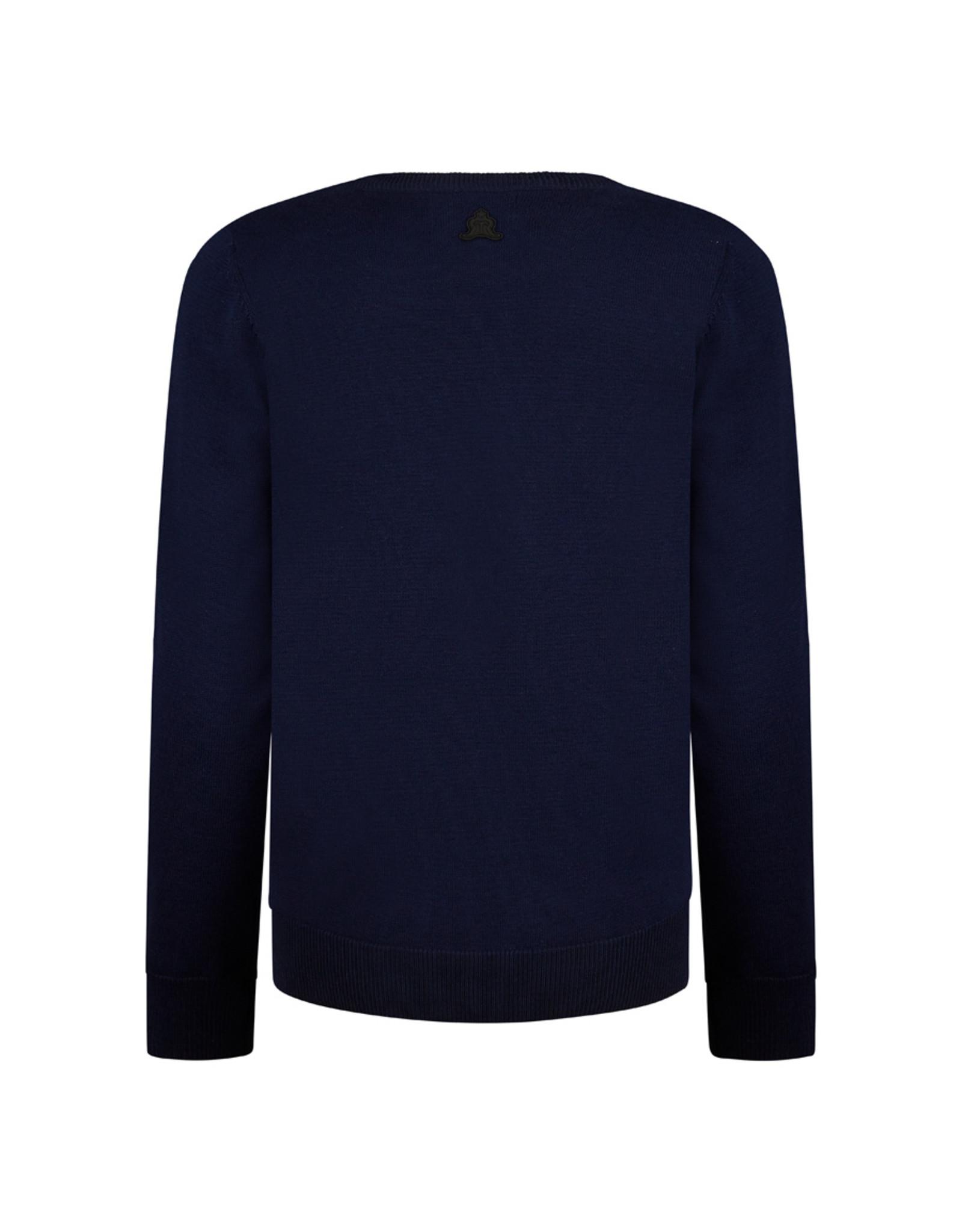 Retour Jeans Knitwear Colin dark navy
