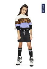 Retour Jeans Skirt Diede black Denim