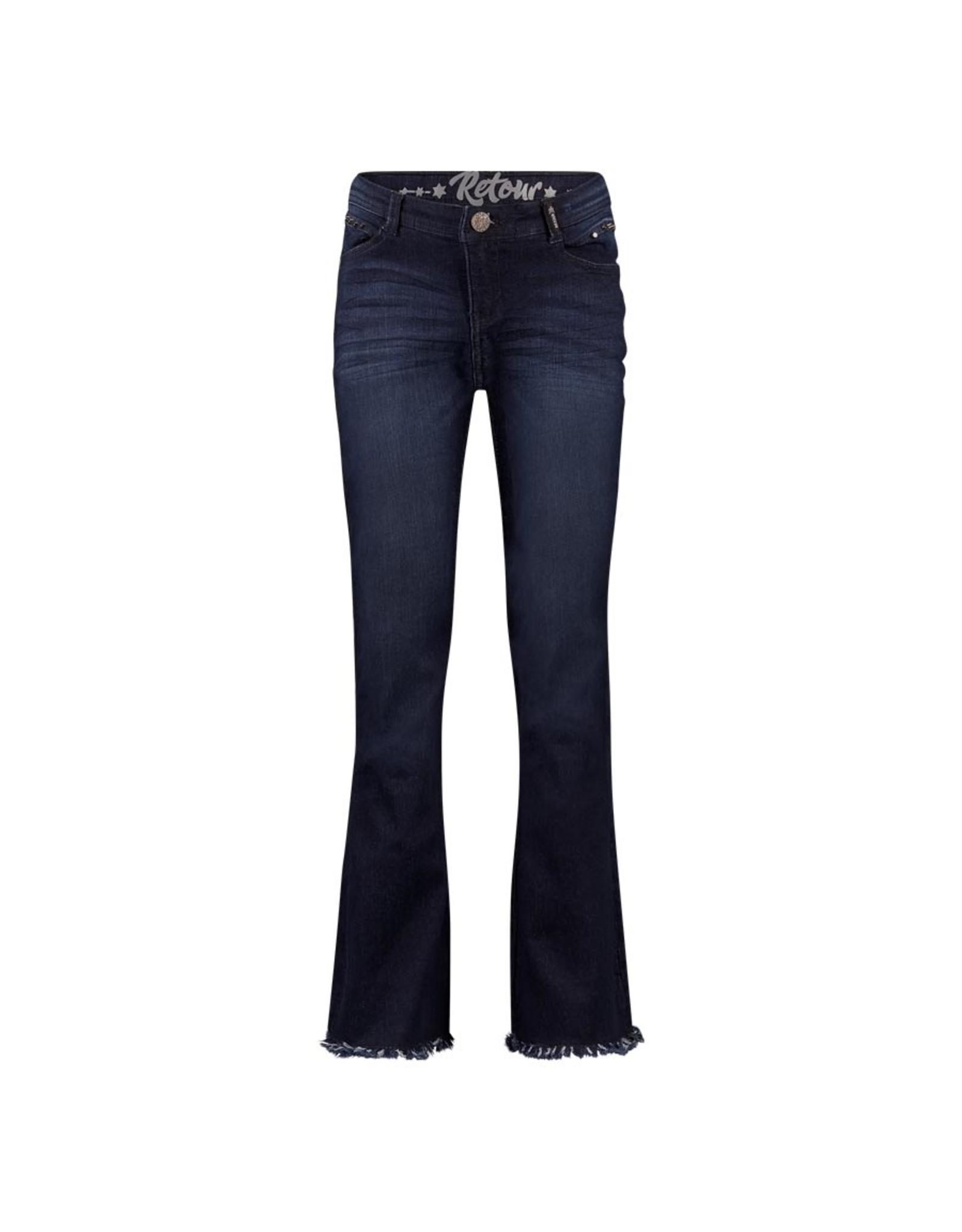 Retour Jeans Denim Annemiek dark blue Denim