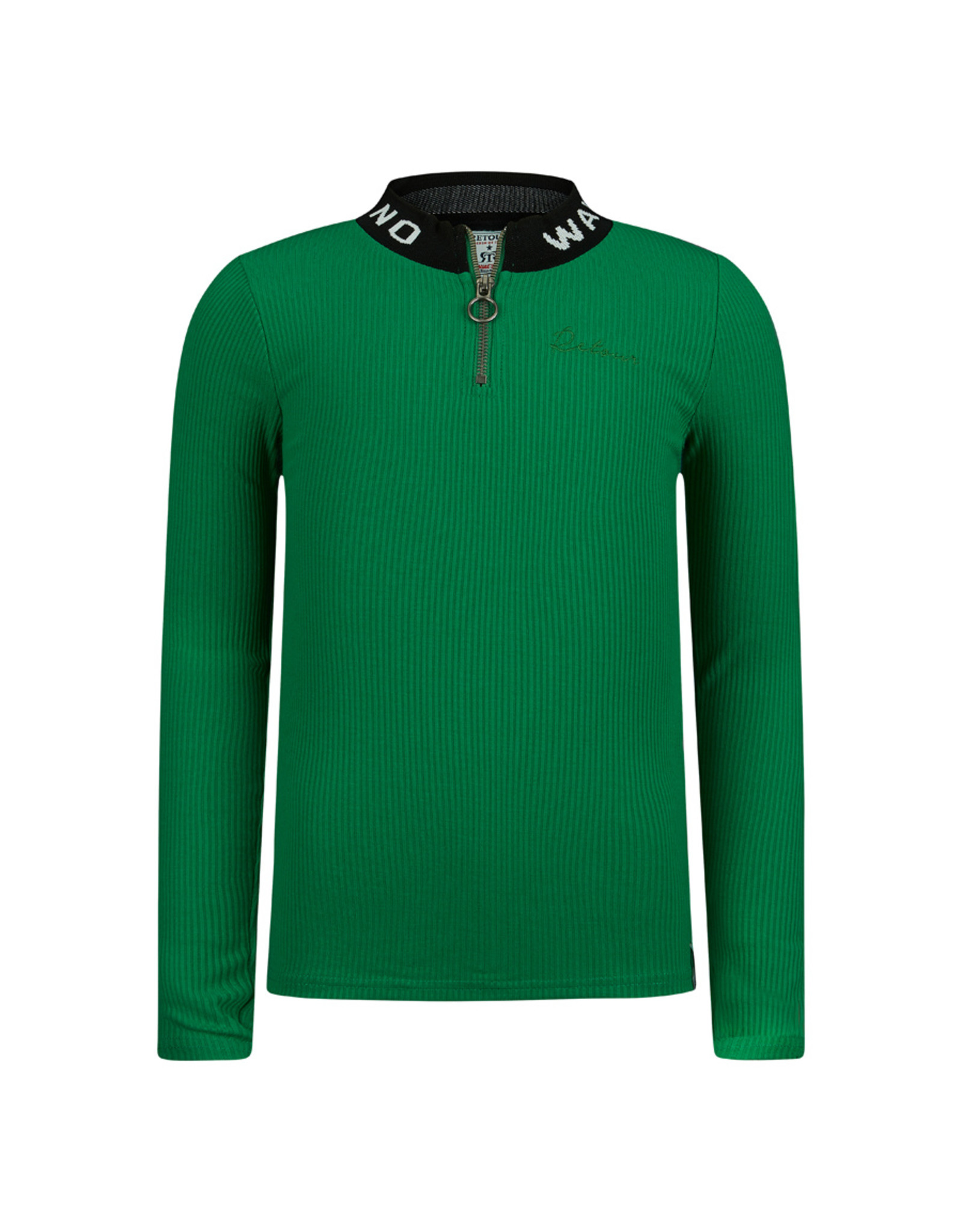 Retour Jeans Sweat Mikkie apple green