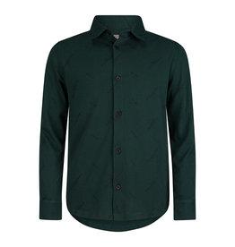 Retour Jeans Shirt Bono dark green