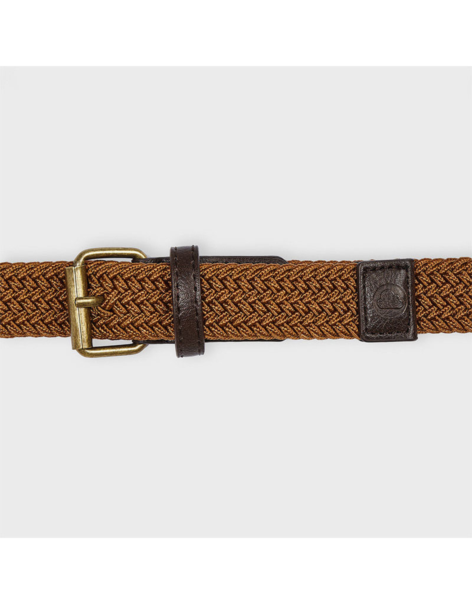Mayoral Elastic belt Brown