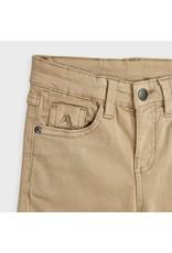 Mayoral 5 pocket slim fit basic pant Camel