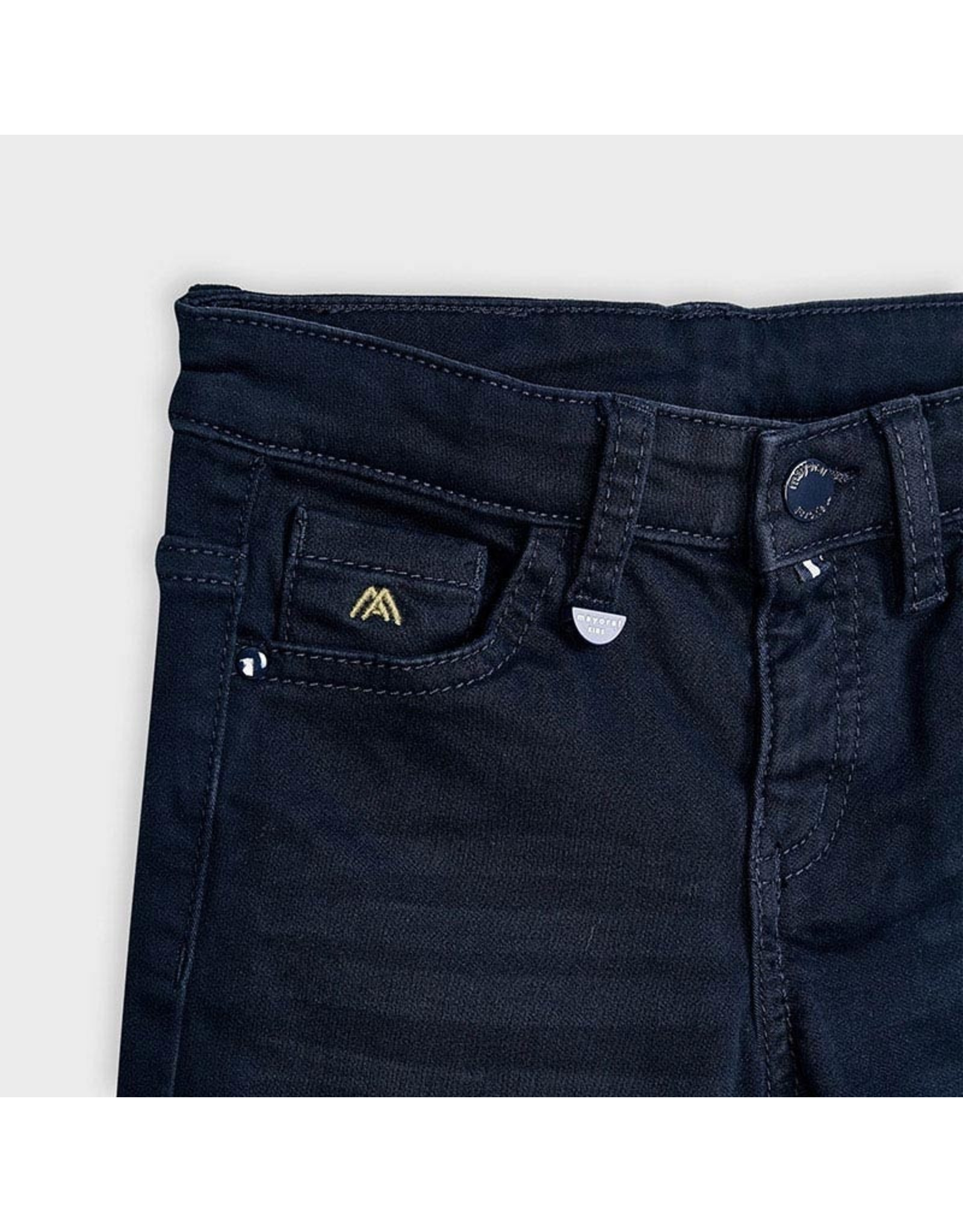 Mayoral 5 pocket soft pant Navy