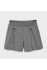Mayoral Lurex shorts Navy