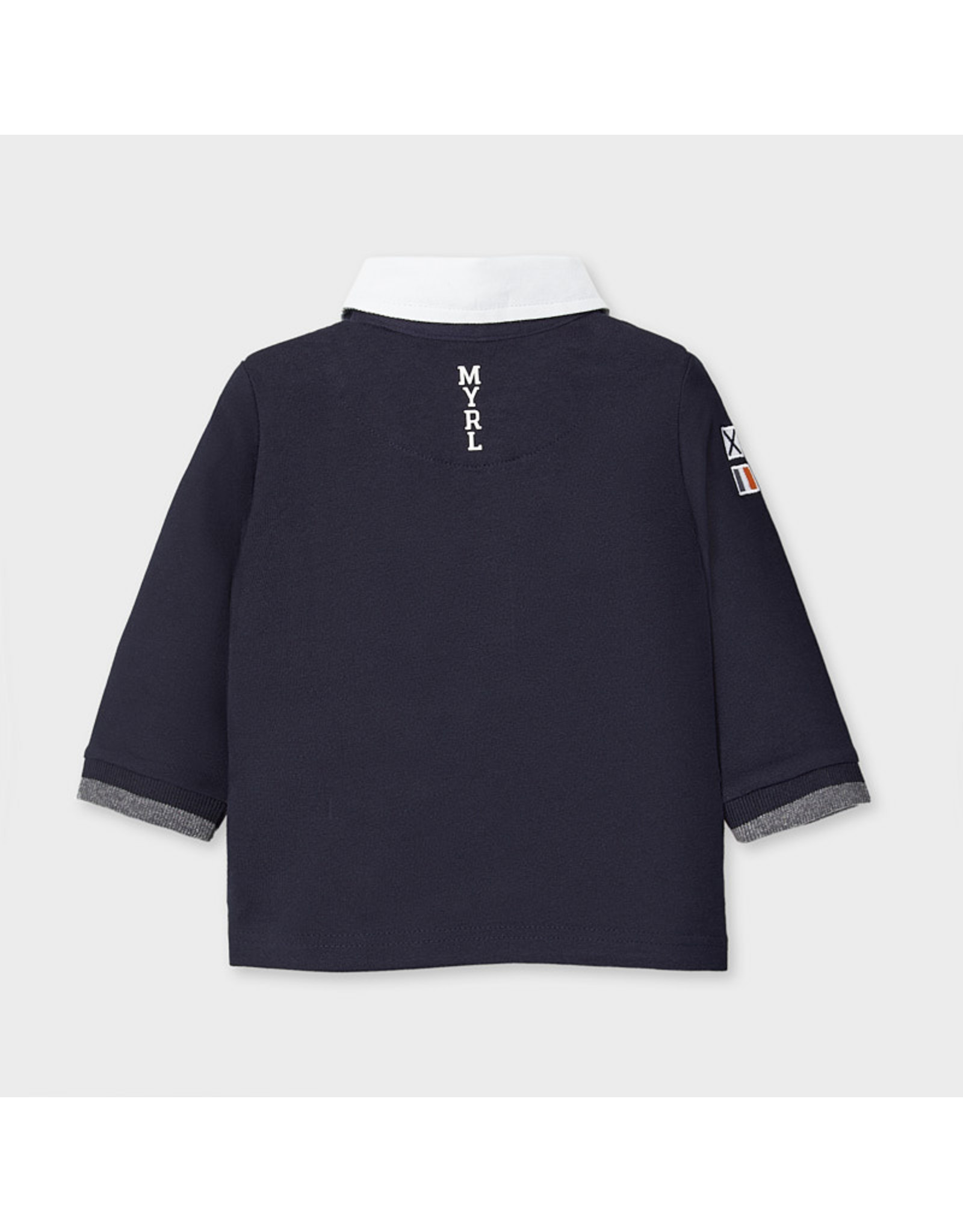 Mayoral L/s polo Brg Cement