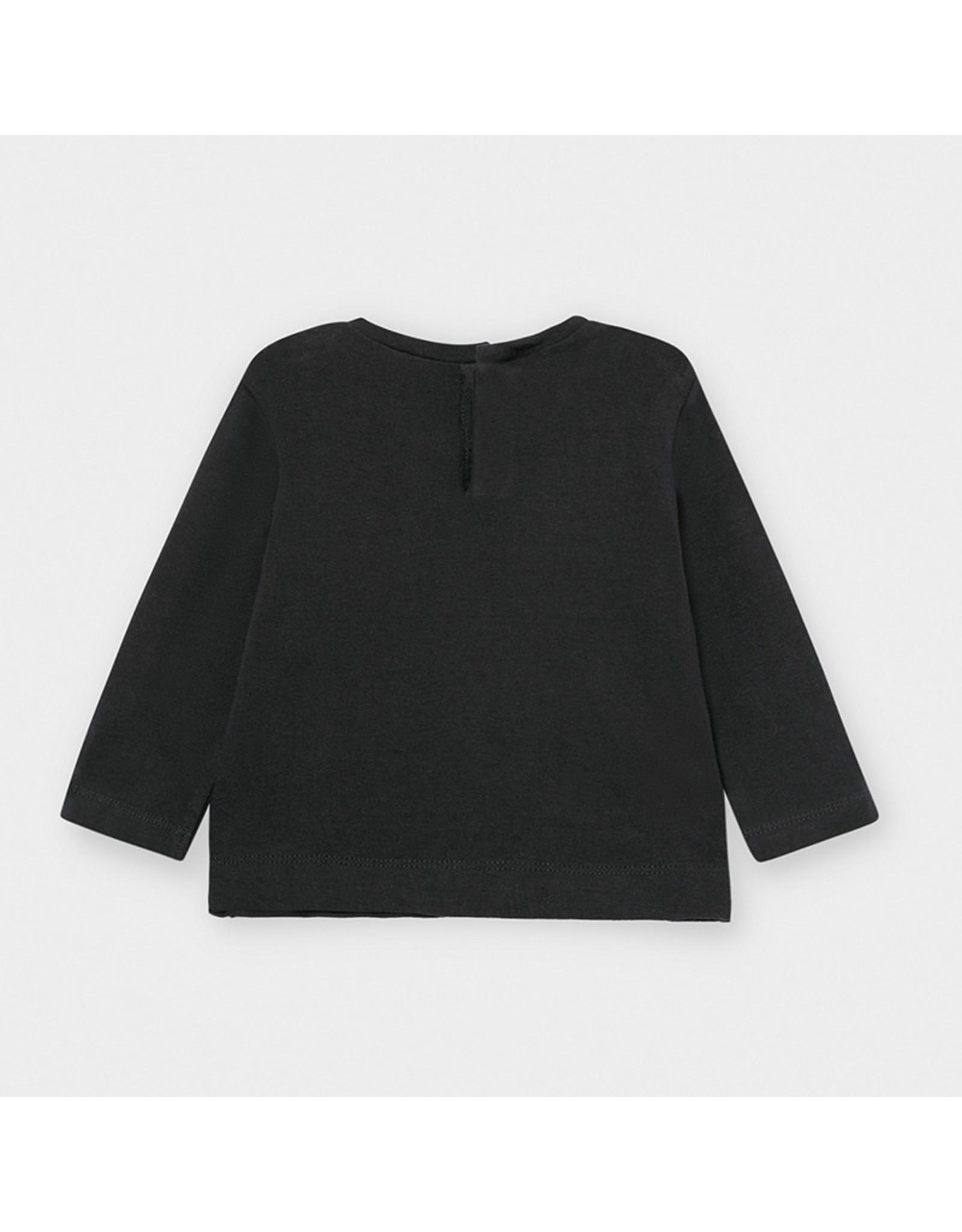 Mayoral L/s basic t-shirt Navy