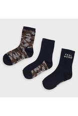 Mayoral 3 socks set Navy