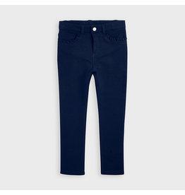 Mayoral Fleece basic trousers Navy