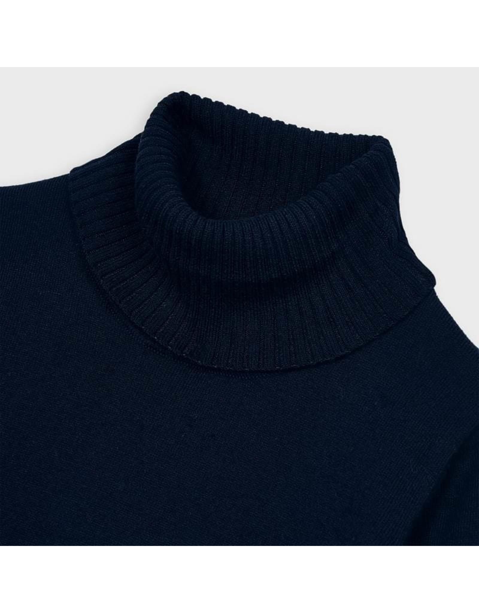 Mayoral Basic knitting turtleneck Navy