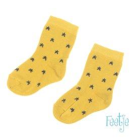 Feetje Sok - Stars Geel