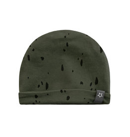 Your Wishes Splatters | Newborn Hat Desk Green