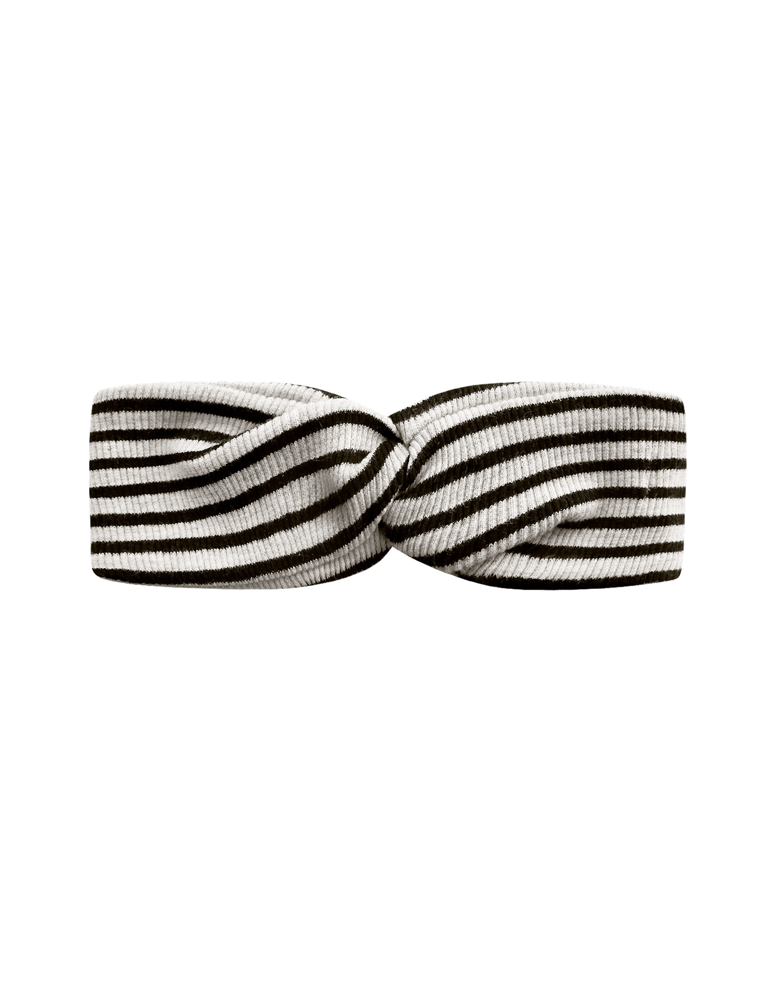 Your Wishes Beige - Stripes | Twisted Headband Chalk