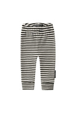 Your Wishes Beige - Stripes | Fitted Pants Chalk