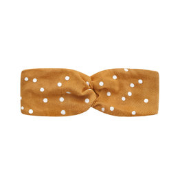 Your Wishes Confetti   Twisted Headband Gold