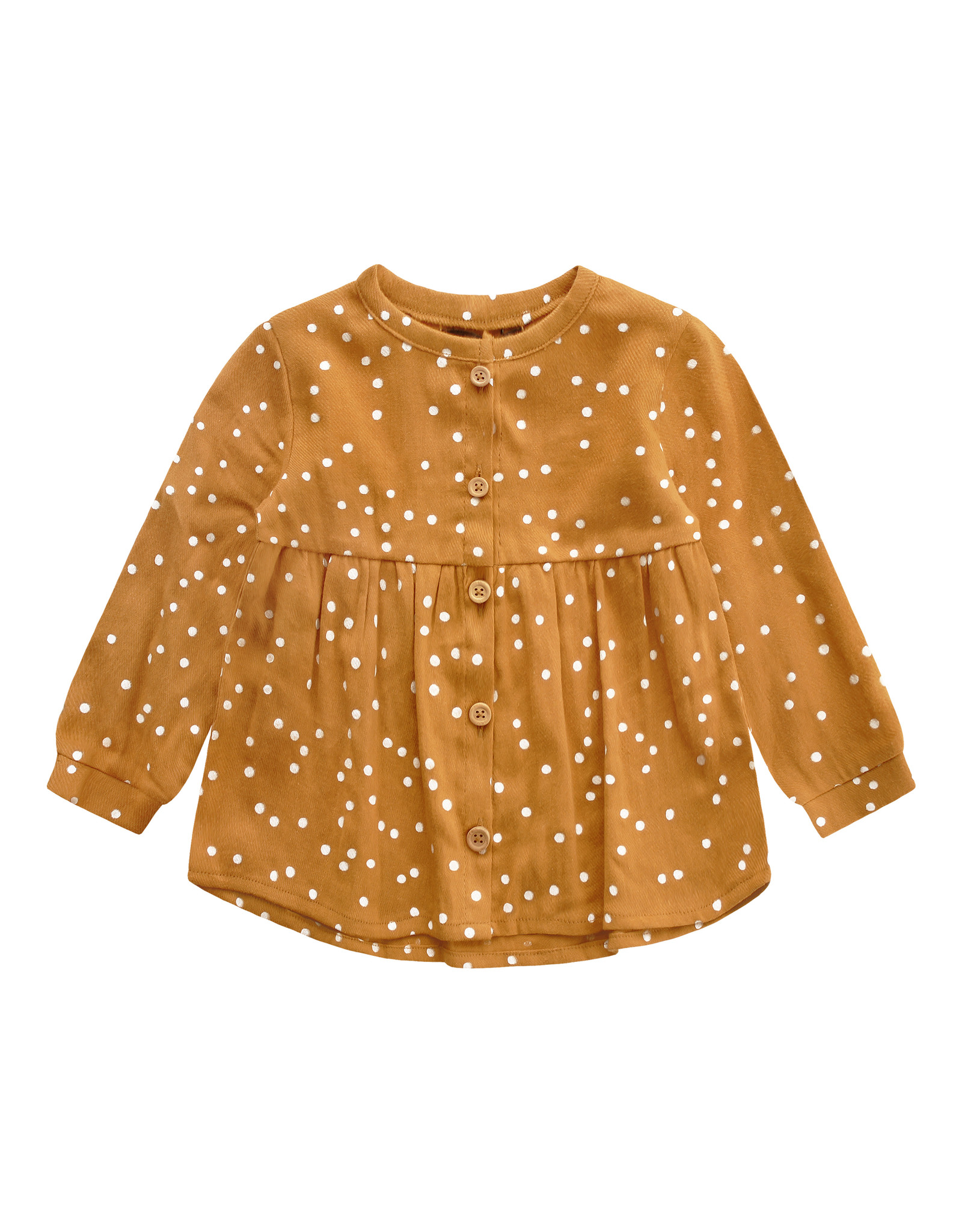 Your Wishes Confetti | Blouse Top Gold