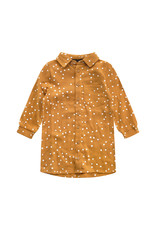 Your Wishes Confetti   Blouse Dress Gold
