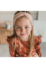 Your Wishes Rib | Twisted Headband Old Pink