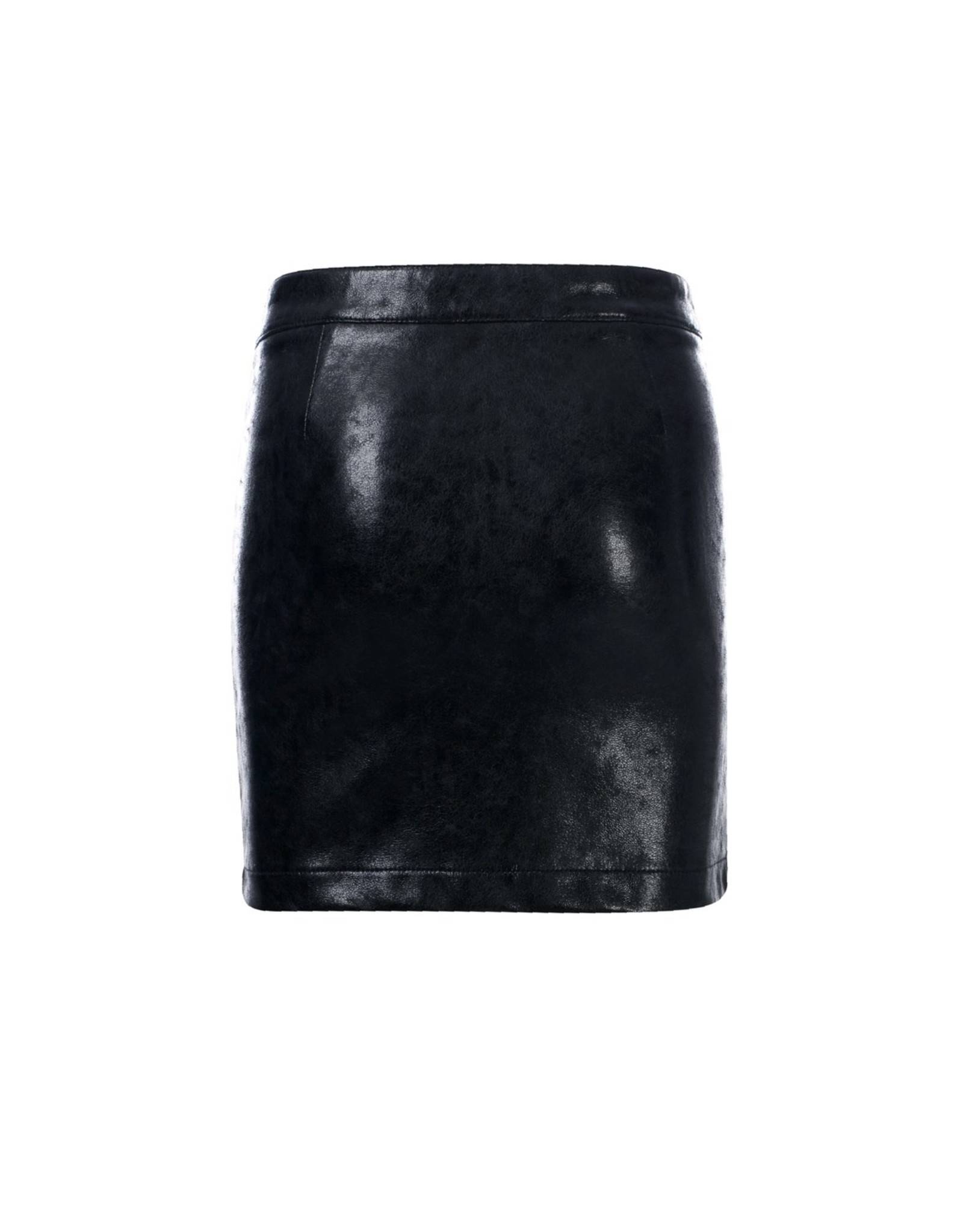 LOOXS 10sixteen Girls leather skirt black