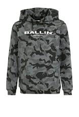 Ballin Amsterdam Hoodie Black camo
