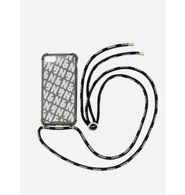 Nik & Nik Briana Phone Case Black/Off White