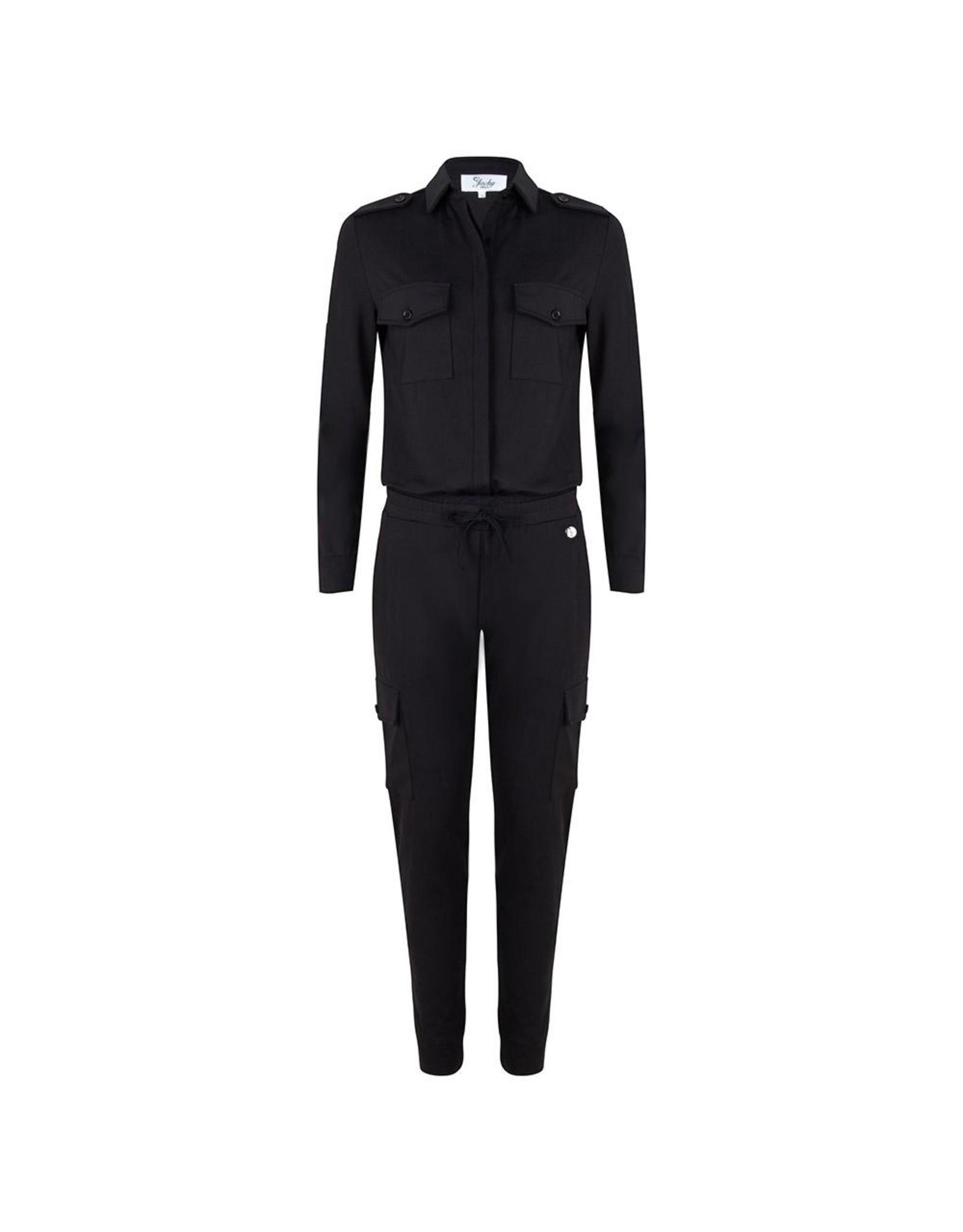 Jacky Luxury jumpsuit traveller black