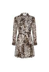 Jacky Luxury Jurk Leopard