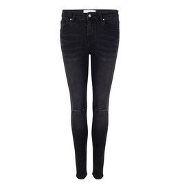 Jacky Luxury jeans met scheuren black