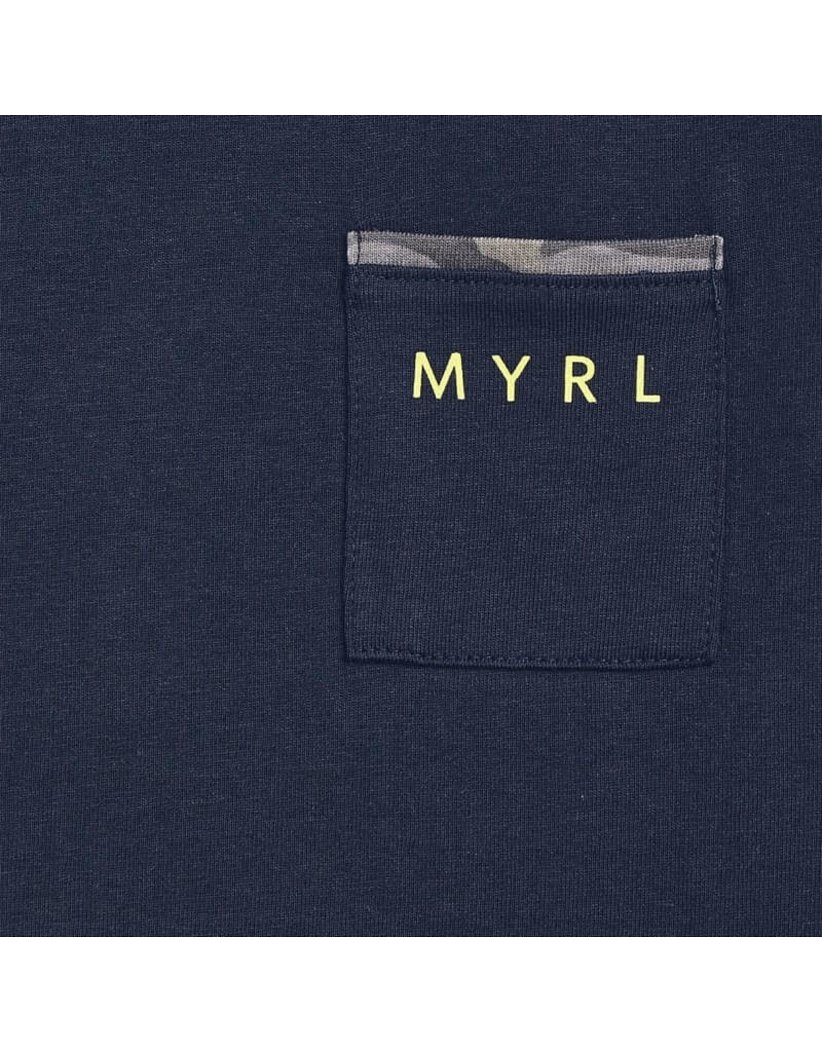 Mayoral Shirt met lange mouwen Navy