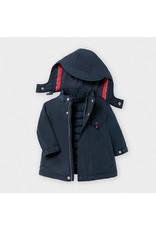 Mayoral Dubbel jasje voor babyjongen blue