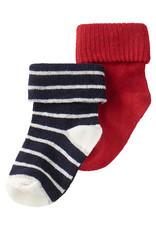 Noppies B Socks 2 pack Kagiso Scarlet Sage