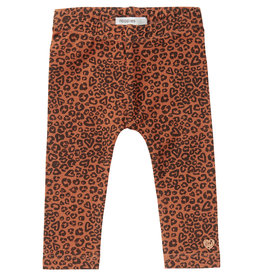 Noppies G Legging Sezela AOP Rust
