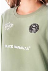 Black Bananas JR F.c. Crewneck Green