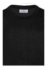 T-SHIRT L/S ZWART/BLACK