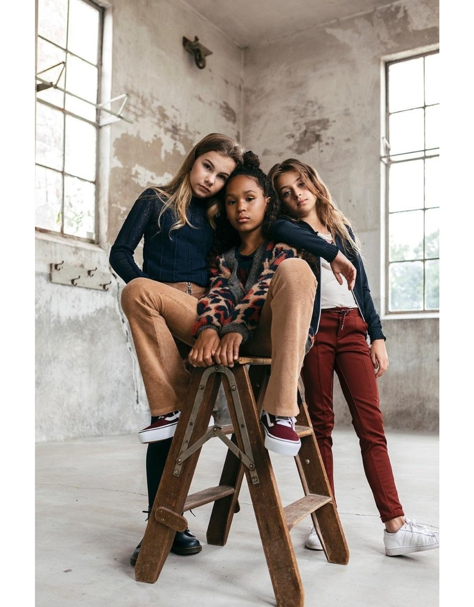 LOOXS 10sixteen Girls Skirt Camel