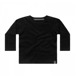 Your Wishes Solid | Longsleeve Black