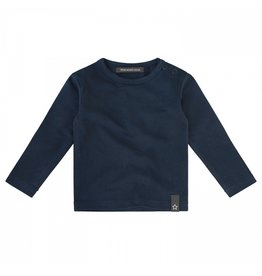 Your Wishes Solid | Longsleeve Deep Navy