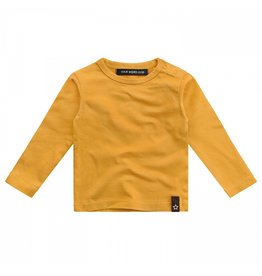 Your Wishes Solid | Longsleeve Ochre
