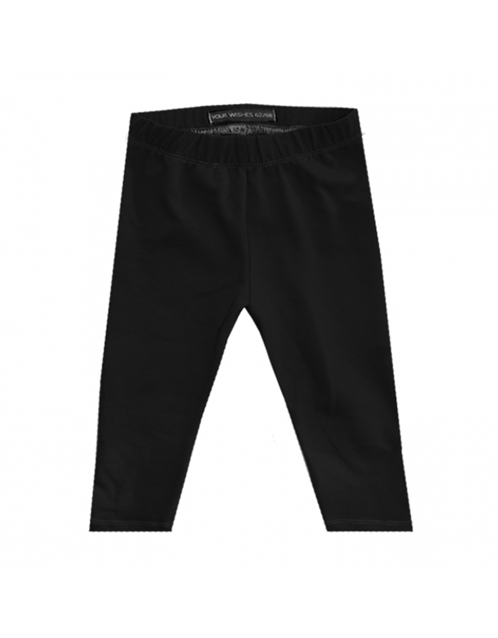 Your Wishes Solid | Legging Black