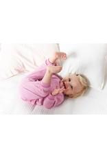 Feetje Pyjama wafel Roze melange