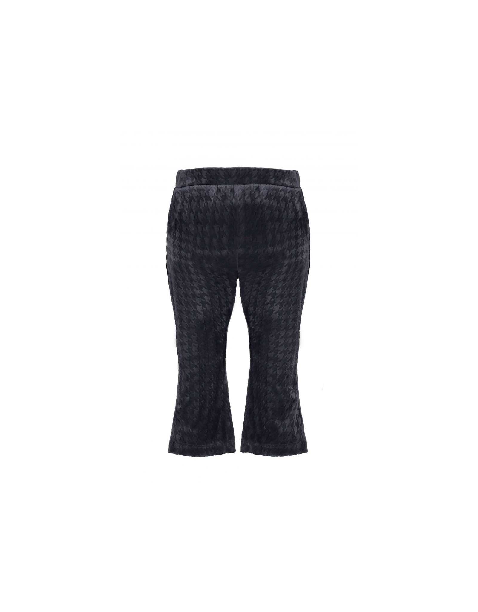 Like Flo baby girls PDP relief flared pants Navy