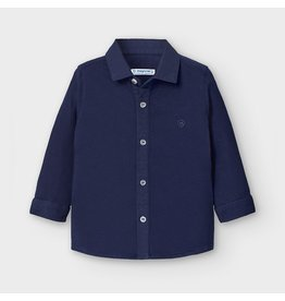 Mayoral L/s shirt blue