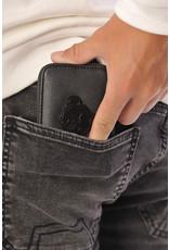 Black Bananas Shadow Wallet Black