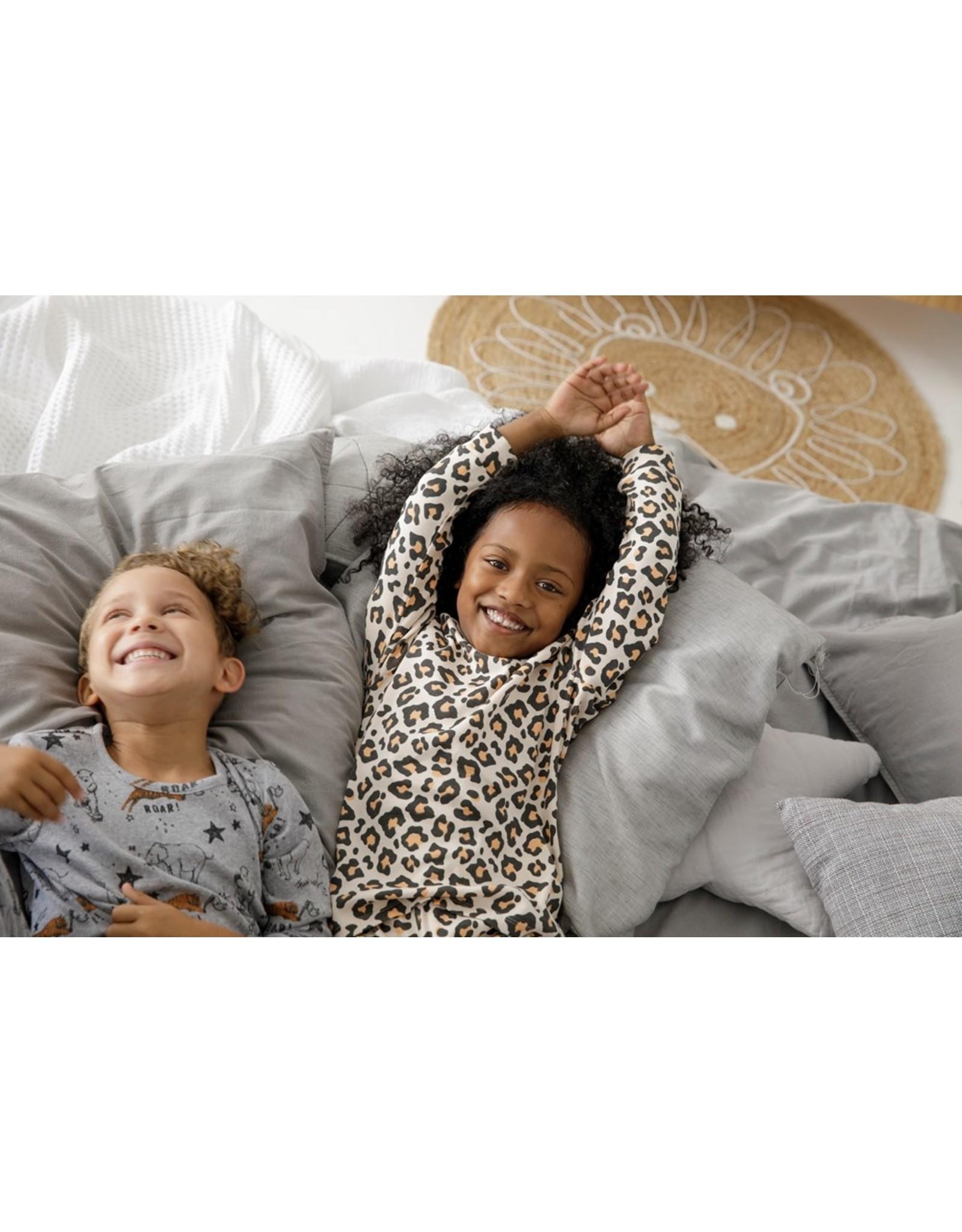 Feetje Roar Riley - Premium Sleepwear by FEETJE Grijs melange
